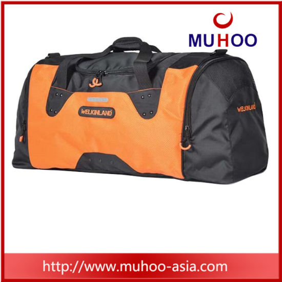 Large Capacity Rusksack Camping Sports Travel Duffel Bag for Men pictures    photos 5c53907827