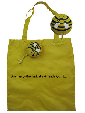 Foldable Shopping Promotional Bag, Animal Bee Style, Reusable, Lightweight, Gifts, Accessories & Decoration, Grocery Bags pictures & photos