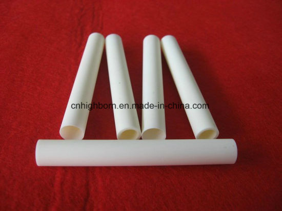 Industrial Highly Purified Alumina Textile Ceramic Tube pictures & photos
