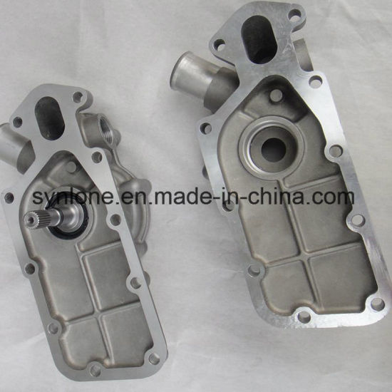 Metal Fabrication Aluminum Die Casting Pump Housing pictures & photos