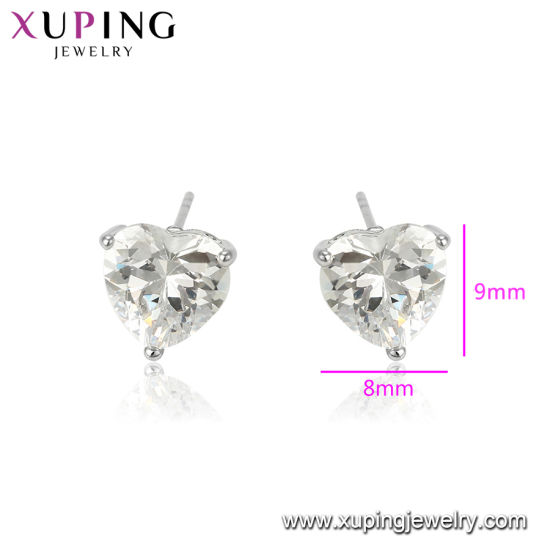 Xuping Fashion Heart Earring (95760) pictures & photos