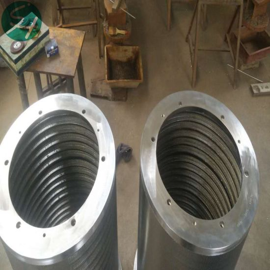 Pressure Screen Basket for Paper Pulp Equipment Machine pictures & photos