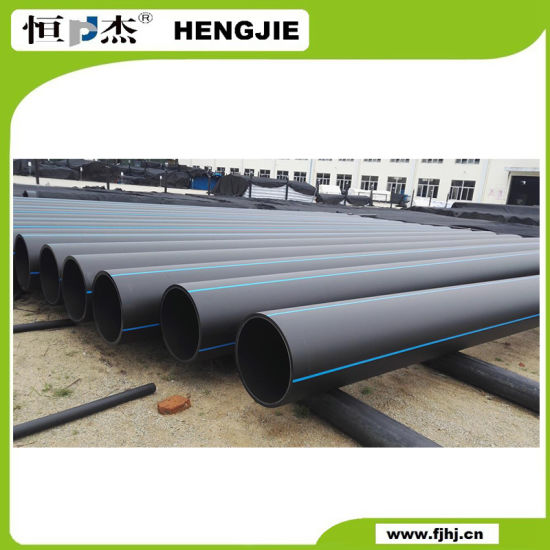 HDPE Perforated Irrigation HDPE Pipe