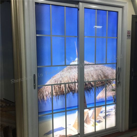 China Factory Wholesale Cheap Hardware Aluminum Sliding Glass Door
