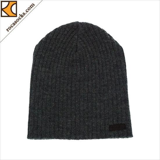 2a802505123f2 China Unisex Custom Warm Merino Wool Knitted Beanie (166003BE ...