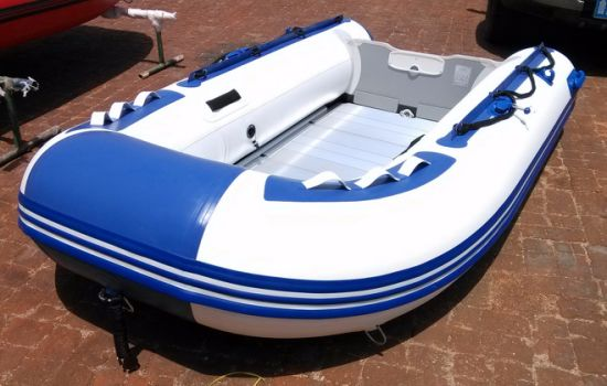 Inflatable Tender with Aluminum Floor (D Series 2.0m-4.8m) pictures & photos