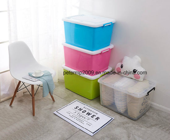Factory Direct Sales Colorful Clothing Storage Box