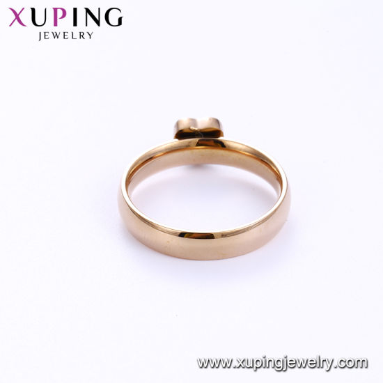 8d738b01d China Heart Shaped Rose Gold Finger Ring - China Ring, Jewelry