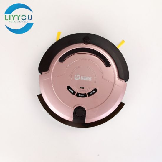 4 in 1 Multi Function Auto Recharge Robotic Vacuum Cleaner with Competitive Price