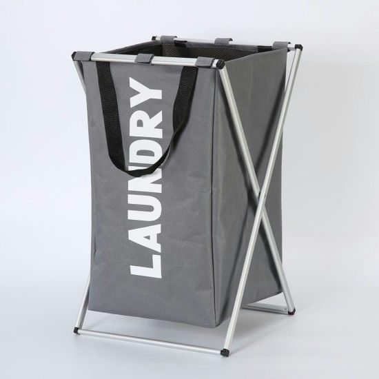 Oxford Laundry Bag Foldable Laundry Basket pictures & photos