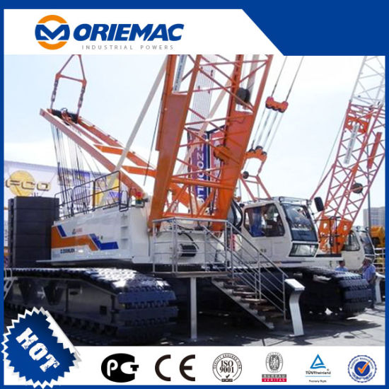 Quy350 Hot China Products Wholesale Zoomlion Crawler Crane Track Crane pictures & photos