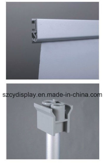 Double Sides Roll up Stand/Double Sided Roll up Stand pictures & photos