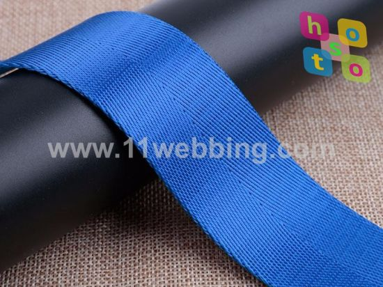 Plain Fake Nylon Webbing Polyester Webbing Belt Bag Accessories Strap pictures & photos