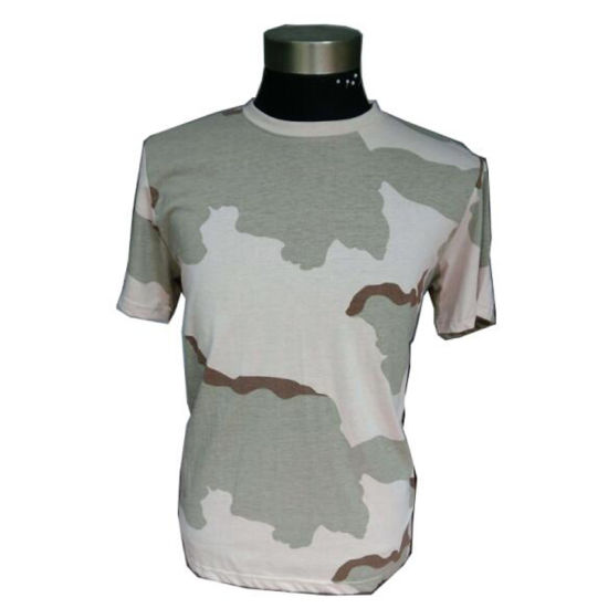 ae1e2e01 China Men Military Army Cotton Camouflage T Shirt - China Camouflage ...