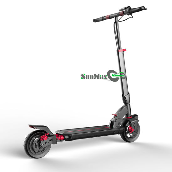 2 Wheel Chinese Brand New Battery Powered Adult Electric Scooter pictures & photos