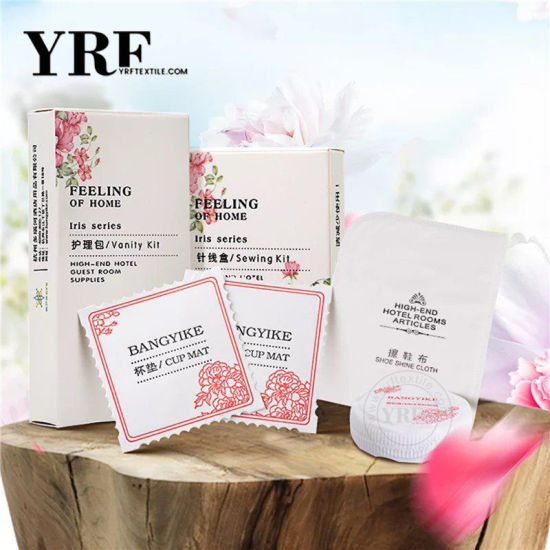 China New Eco-Friendly Disposable Hotel Amenity Set Hotel Amenities