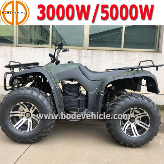 China Bode 3000w And 5000w Electric Atv For Sales China Electric Atv And Quadricycle Electric Price