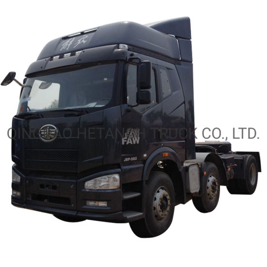 Factory price FAW 380HP Trailer Head Truck Tractor Truck