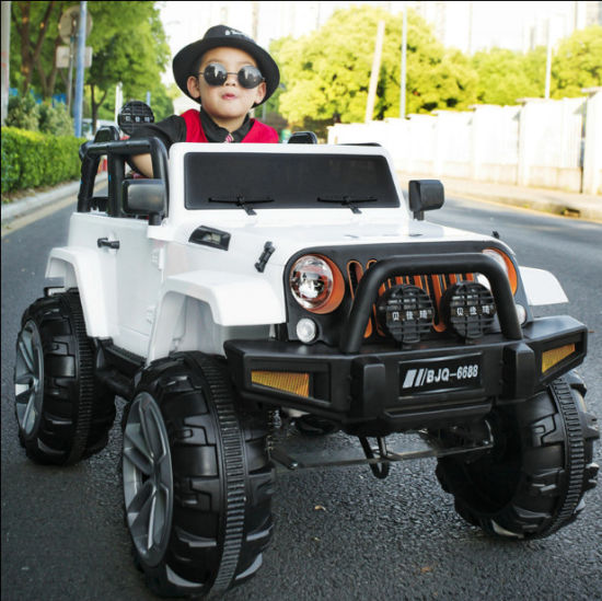 China Cheap Kids Ride On Car Jeep Wrangler Toy Car For Sale China