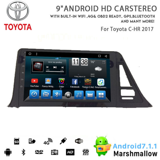China Vshauto Eight-Core Android 8 1 Car DVD Audio for