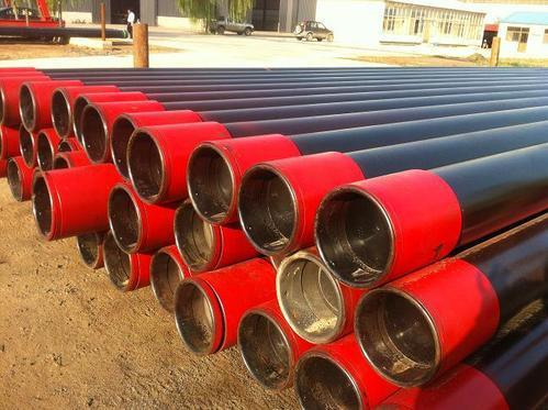 """Factory Price 7""""API 5CT J55 Carbon Seamless Steel Oil Drilling Casing for Oilfield Service"""