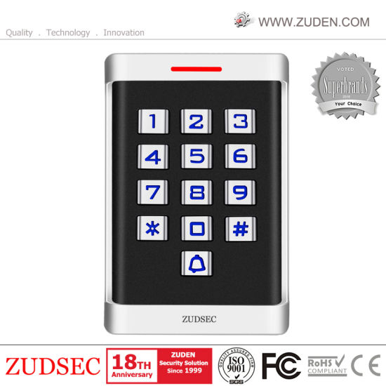 RFID Single Door Access Controller with Access Control Wiegand pictures & photos