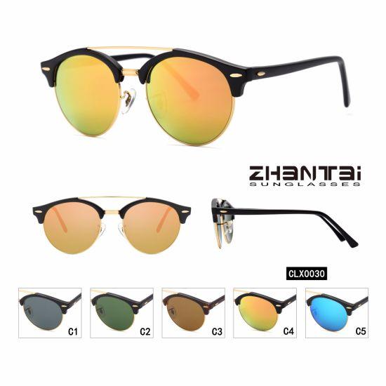 cd2fc1b421 2018 New Arrival Fashion Wholesale Factory Custom Logo Sun Glasses (CLX0030)