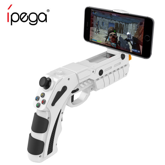 Ipega Pg-9082 Bluetooth Wireless Joystick Ar Gun Gaming Controller for Android Smart Phones pictures & photos