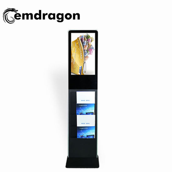 Advertising Player 21.5 Inch Advertising Display Brochure Holderinch WiFi 3G Vedios High Quality Ad Playerad Player LCD Digital Signage From China