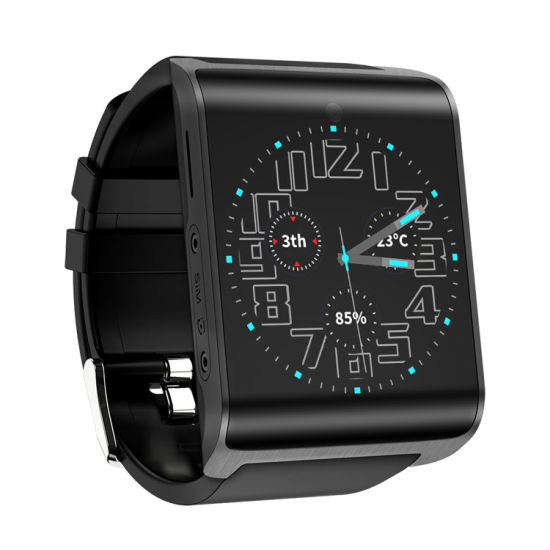 Dm2018 4G Touch Screen Smartwatch SIM Cell Mobile Smart Watch Phone pictures & photos