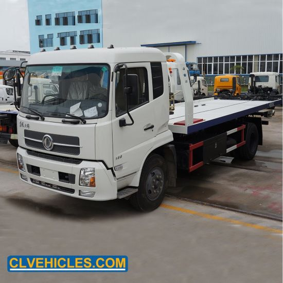 China Flat Bed Tow Wreck Trucks for Sale Philippines - China Tow