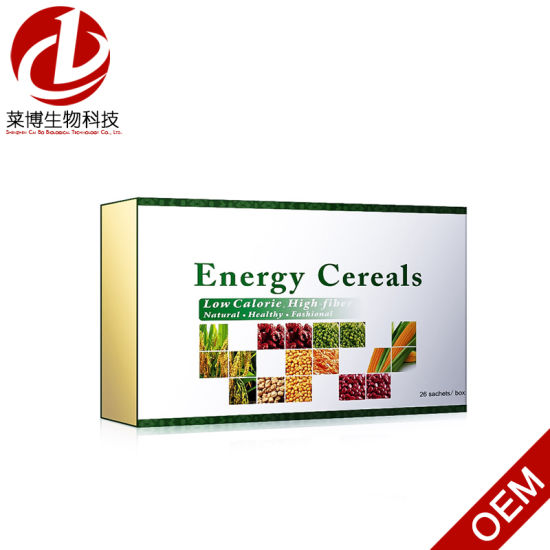 Slimming Energy Cereals Control Weight