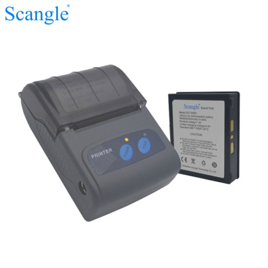 China Portable Mobile Printer 58mm Android Bluetooth Pos Printer China Bluetooth Printer And Mobile Printer Price