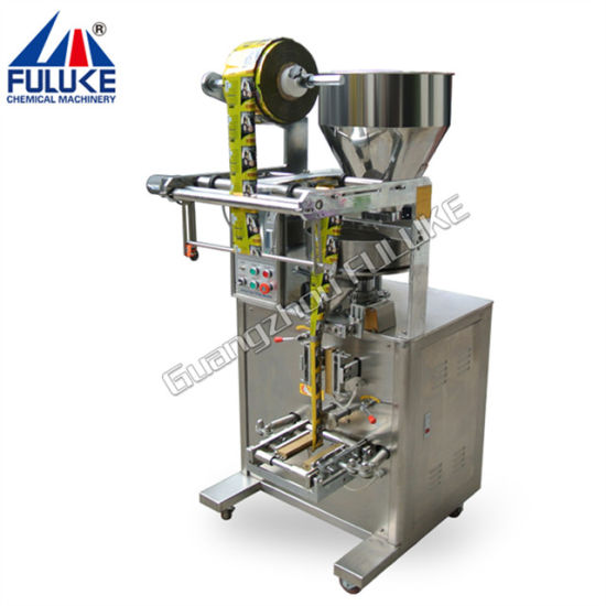 Fuluke Automatic Face Cream Sachets Packing Machines pictures & photos