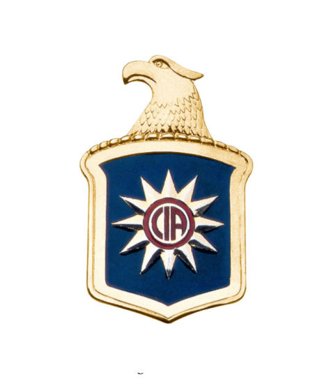 Custom Club ID Car Lapel Pin Emblem Metal Police Badge