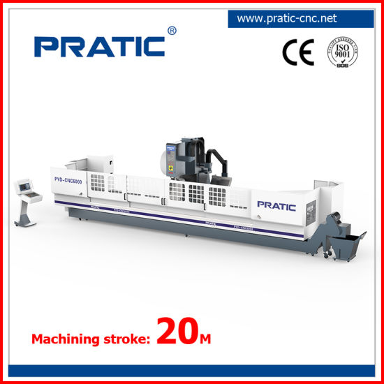 Metal Parts Processing CNC Machine with Ce Certificate