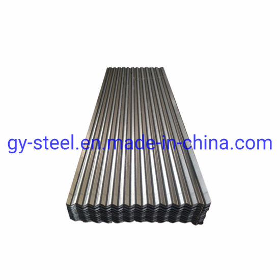 Corrugated Metal Roofing Sheet/ Galvanized Steel Sheet