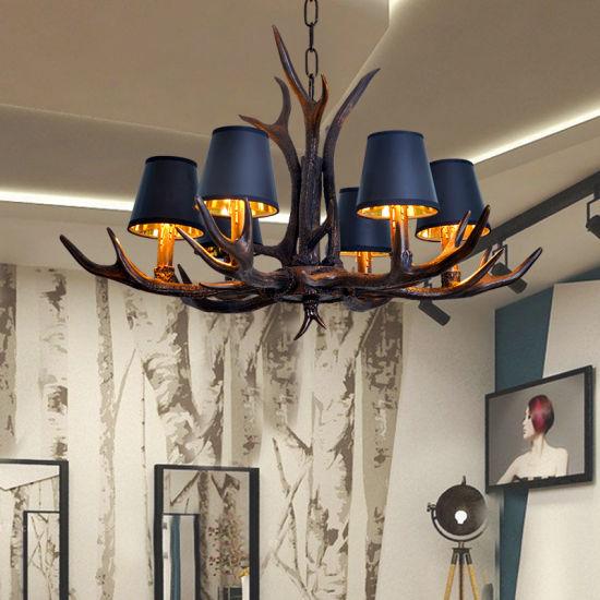 China Elk Chandelier Lighting Fixtures