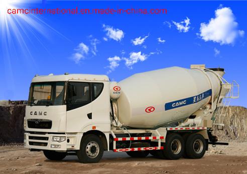 2019 CAMC 6X4 Concrete Mixer Transportation Trucks
