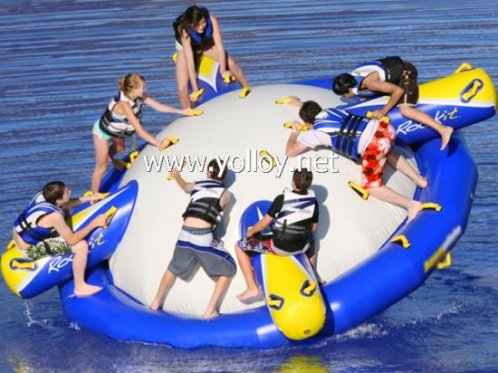 Water Totter Float Tube Saturn Inflatable Boats pictures & photos