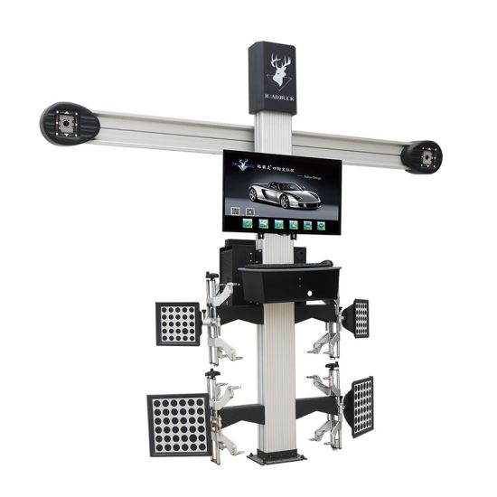 Auto Equipment Fixed Beam 2 Camera 3D Wheel Aligner