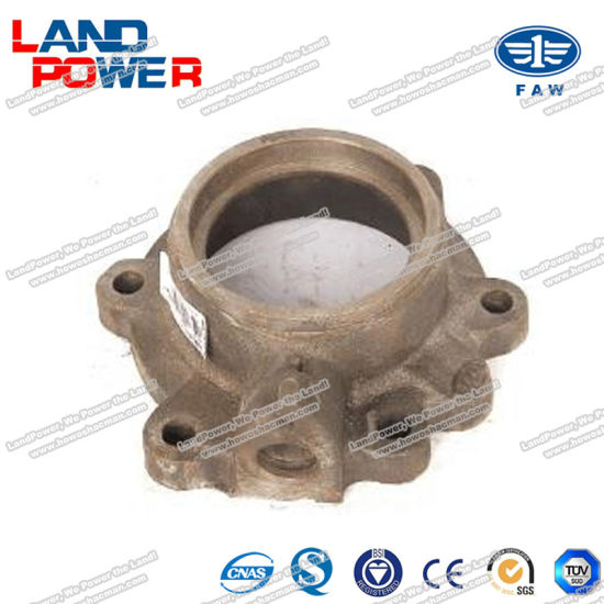 FAW Rear Cover of Gearbox  for Truck with SGS Certification and Competive Price 1701431bzt-4