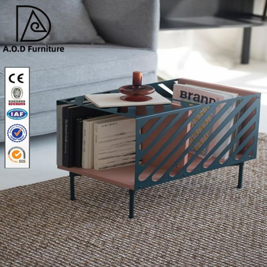 Chinese Modern Hotel Living Room Furnituretea End Coffee Table