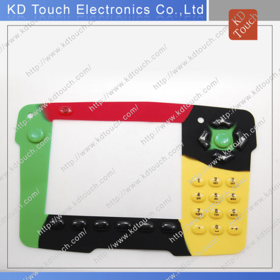 Hot Sale Membrane Switch Graphic Overlay