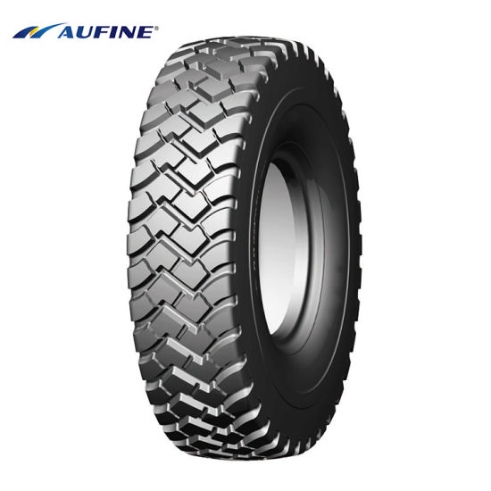Aufine 14.00r24 Stablile Tread off Road Tire with Excellent Traction