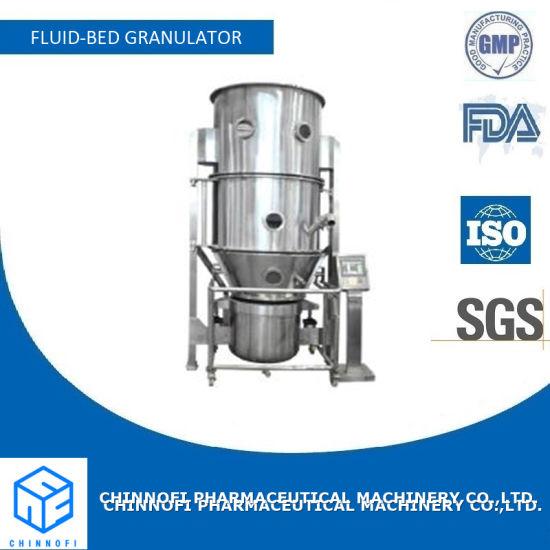 Fluid-Bed Granulator (ONE-STEP GRANULATOR)