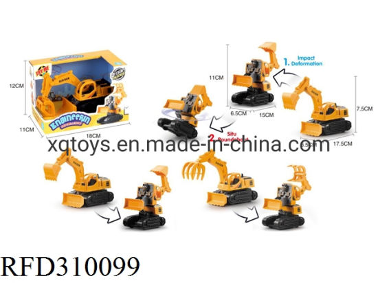Friction Transform Construction Truck Robot pictures & photos