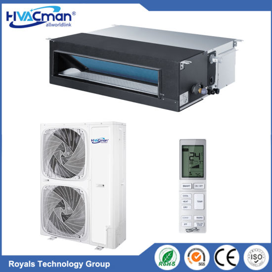 Medium Pressure Duct Air Conditioning Conditioner Cooling 380-400V 50/60Hz