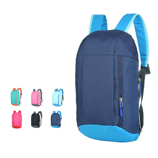 Wholesale Custom Material Backpack Schoolbag for Student