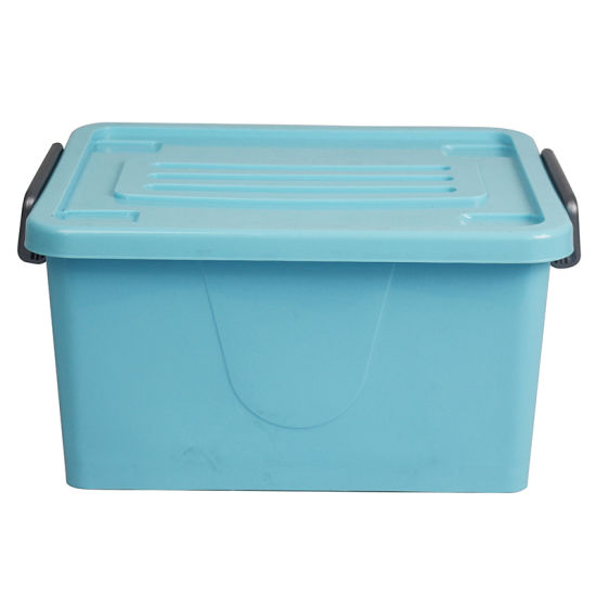 High Quality 15L Storage Plastic Container with Lid